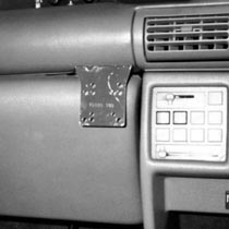 Panavise, In-Dash, Chevrolet Lumina - Mini Van 95~96 ; Oldsmobile Silhouette 95~96; Pontiac Transport
