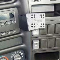 Panavise, In-Dash, Chevrolet C-Series Truck (Kodiak) 2003~2006, Kodiak (C-series) 2003-2006 ; GMC C-Series