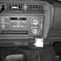 Panavise, In-Dash, Chevrolet Blazer 95~97, S-Series 95~97 ; GMC Jimmy 95~97, Sonoma 95~97; Oldsmobile Bravada 95~97