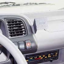 Panavise, In-Dash, Chevrolet W-Series 2000~2007 ; GMC W-Series 2000~2007 ; Isuzu N-Series 2000-2007