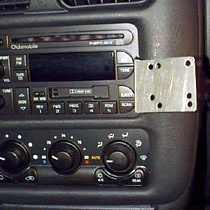 Panavise, In-Dash, Oldsmobile Bravada 98~01