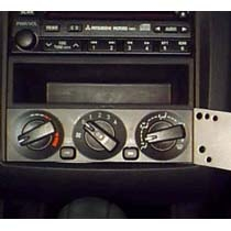 Panavise, In-Dash, Eagle Talon - ESi 95~98 ; Mitsubishi Eclipse 95~99