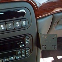 Panavise, In-Dash, Chrysler 300M 1999~2004, Concorde Limited 2002~2004, LHS 1999~2001