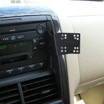Panavise, In-Dash, Ford Explorer 06-10, Explorer Sport Trac 07-10, Mercury Mountaineer 06-10, Expedition 2015