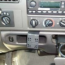Panavise, In-Dash, Ford Excursion 00-05, F250 (Harley Davidson) 04, F250SD-AT 1998-2004, F350SD-AT