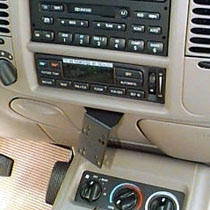 Panavise, In-Dash, Ford Expedition - w/ACC, w/o GPS 1997-2002, F-150 Heritage-AT w/ACC 2004, F150-AT w/A
