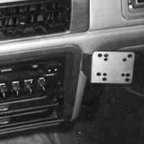 Panavise, In-Dash, Ford Taurus 1992-1995