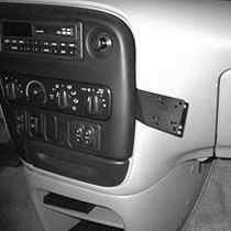 Panavise, In-Dash, Ford WindStar 1995-1998