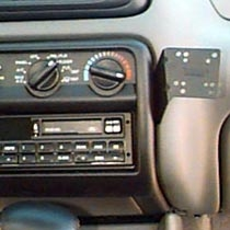 Panavise, In-Dash, Ford Contour 1995-2000
