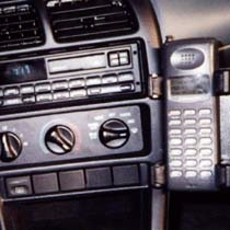 Panavise, In-Dash, Ford Probe 1993-1997