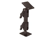 "Panavise Slimline 2000 Pedestal Mount, w/small foot, 6"" rise"