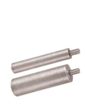 "Panavise Conduit Micro Mount Extension Shaft, 3"" long, silver"