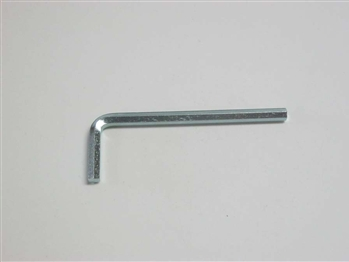 "Panavise Allen Wrench 5/32"", silver"