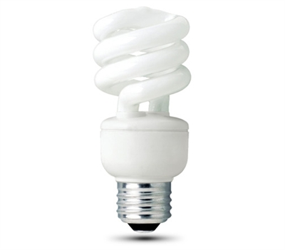 13 Watt | COMPACT FLUORESCENT 3-PACK