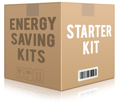 STARTER - ENERGY SAVING KIT