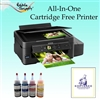 All-In-One Cartridge Free Cake Printer with Edible Ink / KopyKake Frosting Sheets
