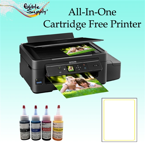 Edible Ink Edible Ink Refill Cake Image Printer Edible Supply