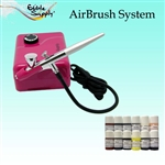 Edible Supply® Airbrush System w/ Airbrush Starting Kit