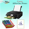 Canon All-In-One Printer with XL Edible Ink Cartridge Combo / 24 KopyKake Frosting Sheets
