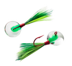 Optic Fry Glass Glow Jigs