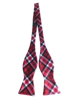 Eastern Kentucky University Tartan Bow Tie