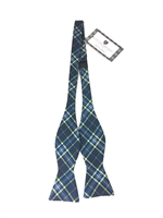 East Tennessee State University Tartan Bow Tie