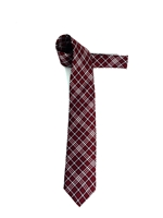 "Officially Licensed University of Alabama Tartan Silk Tie.  Measures 58"" x 65"".  Dry Clean Only.  Made in USA.  Perfect for special events, game day, church, reunions or any day you want to feel your university pride!"