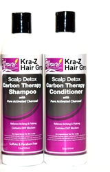 Hair Scalp Carbon Therapy Shampoo