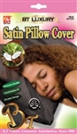 Coconut Oil Infused Satin Anti-Breakage Pillow Case
