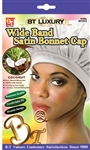 Coconut Oil Infused Wide Band Bonnet Cap