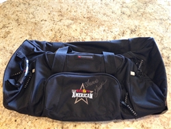 Travis Graves All American Rodeo Contestant Bag