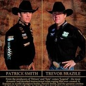 """Legend"" Team Roping Rodeo DVD from Trevor Brazile and Patrick Smith"