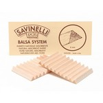 Savinelli Balsa Pipe Filters (20/Pack)