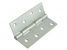 Butt Hinges - Zinc Plated