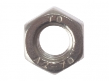 Hex Nuts Stainless Steel