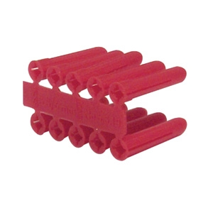 Expansion Wall Plugs - Plastic