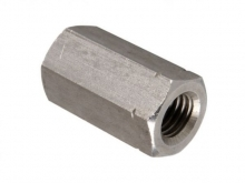 Connector Nuts Stainless Steel