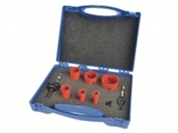ForgeMaster Holesaw Set - Electrician's