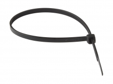 Cable Tie - Black - Bag