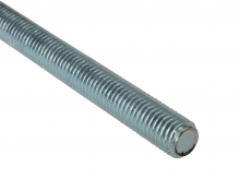 Threaded Rod - Zinc Plated - Each