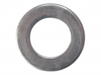 Flat Washers - Heavy Duty - Zinc Plated - Bag