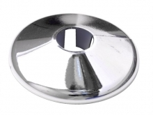 Pipe Collar - Chrome