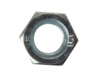 Hexagonal Nuts - Zinc Plated - Box