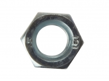 Hexagonal Nuts - Zinc Plated - Bag