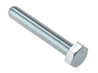 High Tensile Set Screws - Zinc Plated - Bag