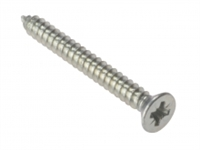 Self Tapping Screw - Countersunk - Zinc Plated