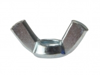 Wing Nuts - Zinc Plated - Bag