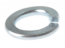 Spring Washers - Zinc Plated - Bag