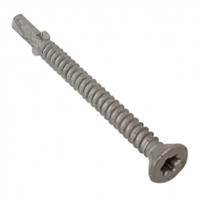 TechFast Roofing Screw - Timber to Steel - Light Duty - Box
