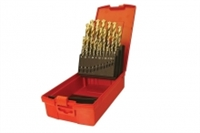 Dormer HSS TiN Jobber Drill Set 25pc